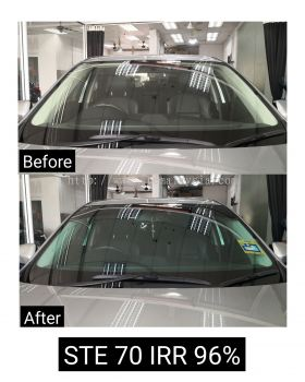 #MazdaCx5 #STEWindowFilm  Benefit of STE Window Tint -  Up To 9 Years Warranty !  Accept Old Tinted Trade In !  Trade In Value Up To RM 2100 !  We Only Have High UV & IR Rejection !  Privacy and Security !  Protects The Interior Of Your Vehicle !  T & C Apply   Choosing the right heat rejection window films for your car  is very important especially under the hot weather  in Penang. A good quality car window film is able to reduce the heat & harmful UV rays from direct sunlight  so it keeps you comfortable in the car and protects the interior of your car such as the leather seats & dashboard.  STE Auto Detailing offers the best in class car window films from USA that approved by JPJ .