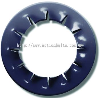 Int Overlap Lock Washer - BO