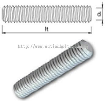 A2 Threaded Rod