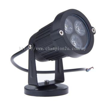 12V Outdoor Garden LED Lawn Lamp