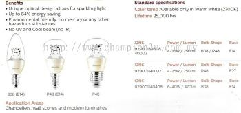 LED Candle Dimmable