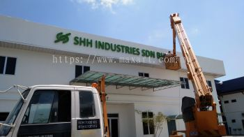 SHH INDUSTRIES LED BACKLIGHT SIGN