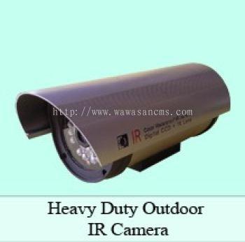 Heavy Duty Outdoor IR Camera