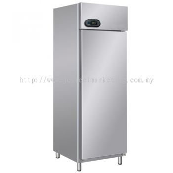 Gastronome 1 door Upright Chiller