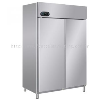 Gastronome 2 door Upright Chiller