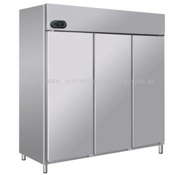 Gastronome 3 door Upright Chiller