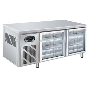 2 door Refrigerated Barline Chiller (4ft @ 5ft)