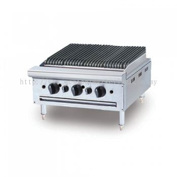Table Top Gas Charbroiler