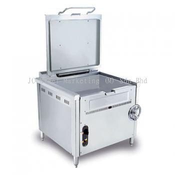 Tilting Pan (Gas) - 80L