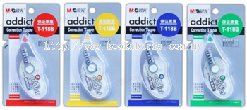 M&G Addict Correction Tape 6M