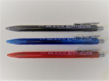 G-Soft W5 Gel Pen 0.5