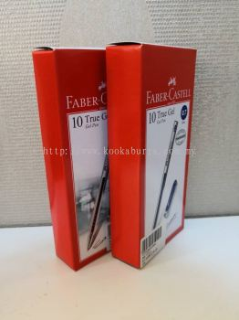 Faber Castell True Gel 0.7 10 pcs