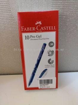 Faber Castell Pro Gel 0.38 10 pcs