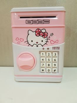 Hello Kitty Deposit Box