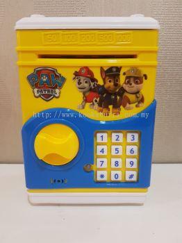 Paw Patrol Deposit Box