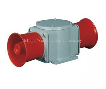 SHDN30 - Dual-Facing Electric Horns for Vessels and Heavy Industry Applications