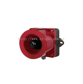 QWCD50 LED Strobe Light and Electric Horn Combination