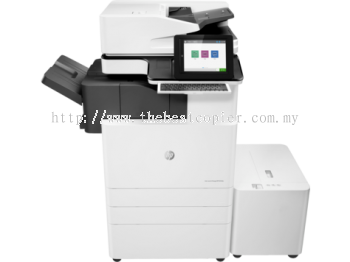 HP Color LaserJet Managed MFP E87660