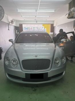 BENTLEY CONTINENTAL FLYING SPUR BE53W