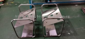 Stainless Steel Rack for Control Board