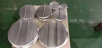 Stainless Steel Ducting Cover