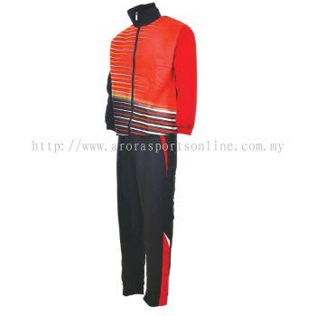 T'SUIT 03 BLACK / RED