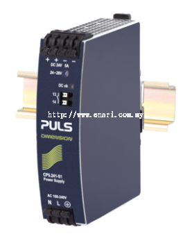 CP5.241-S1 PULS POWER SUPPLY 24VDC 5A