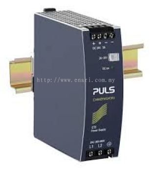 CT5.241 PULS POWER SUPPLY 24VDC 5A