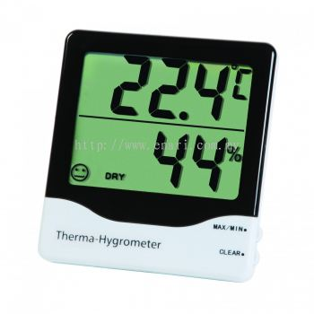 Thermo-hygrometer (temperature and humidity) ETI 810-145