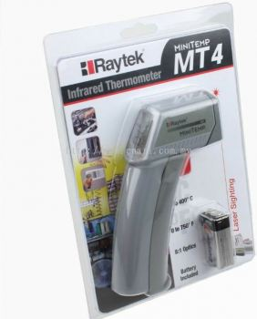 MT4 RAYTEK INFRARED THERMOMETER -18 TO 400��C
