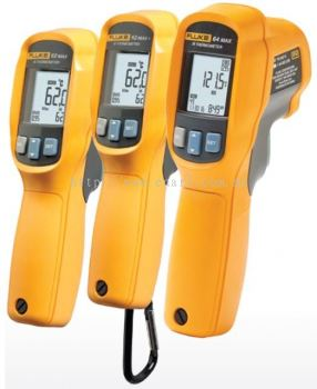 64 MAX FLUKE INFRARED THERMOMETER ( -30 to 600��C )