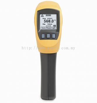 FLUKE CONTACT & INFRARED THERMOMETER 568 ( -40��C to 800��C )