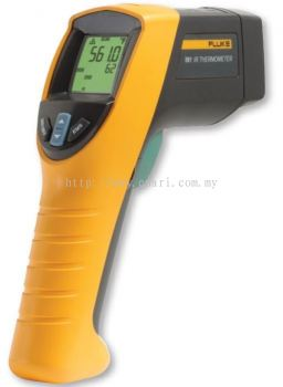 FLUKE HVAC INFRARED+CONTACT THERMOMETER 561 ( -40 to 550��C )