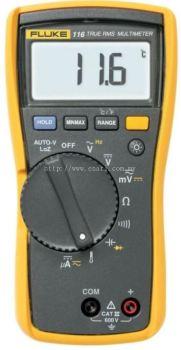 FLUKE 116, DIGITAL MULTIMETER-HVAC