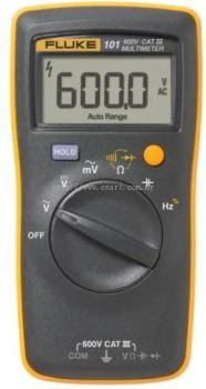 FLUKE 101, PALM-SIZED DIGITAL MULTIMETER