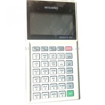 Mitsubishi FX-30P Hand-Held Programming Unit