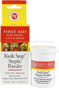MC Kwik stop powder