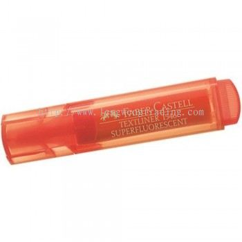 Faber Castell Textliner 1546 Highlighter - Orange