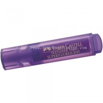 Faber Castell Textline 1546 Highlighter - Purple
