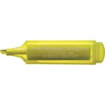 Faber Castell Textliner 1546 Highlighter - Yellow