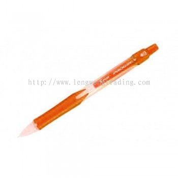 Pilot BeGreen Progrex H-125 Mechanical Pencil - 0.5mm Orange