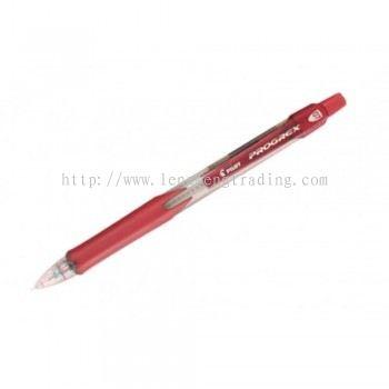 Pilot BeGreen Progrex H-125 Mechanical Pencil - 0.5mm Red