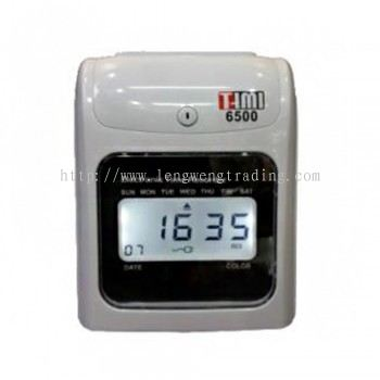 TIMI T6500N Time Recorder