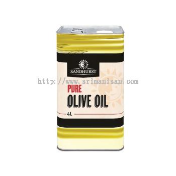 Pure Olive Oil 4L