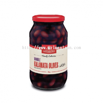 Whole Kalamata Olives 2kg