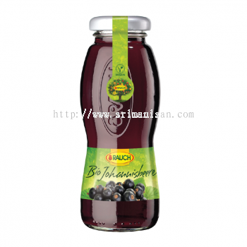 Organic Blackcurrant Juice 200ml