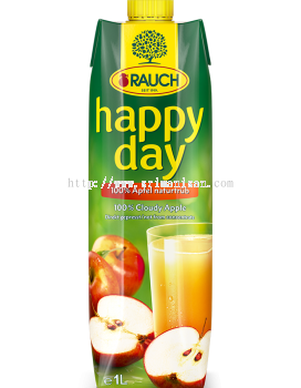 Happy Day Cloudy Apple Juice