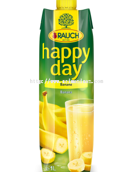 Happy Day Banana Juice 1L