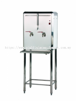 Electric water boiler with stand
