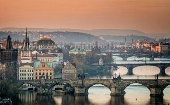 Prague-Vienna-Budapest (9D 8N)